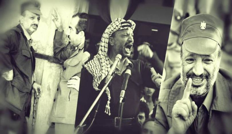 ياسر عرفات.. مسيرة 75 عامًا حافلة بالمنعطفات والمخاضات العسيرة