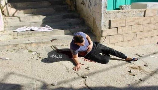 الجبهة الشعبية تنعي شهيدها عمر  بدوي خلال مواجهات شمالي الخليل