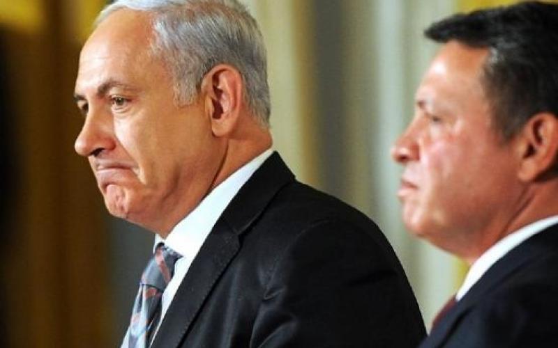بعد مماطلة طويلة وتدخل امريكي ضاغط .. نتنياهو يوافق على الطلب الأردني بضخ إمدادات إضافية من المياه