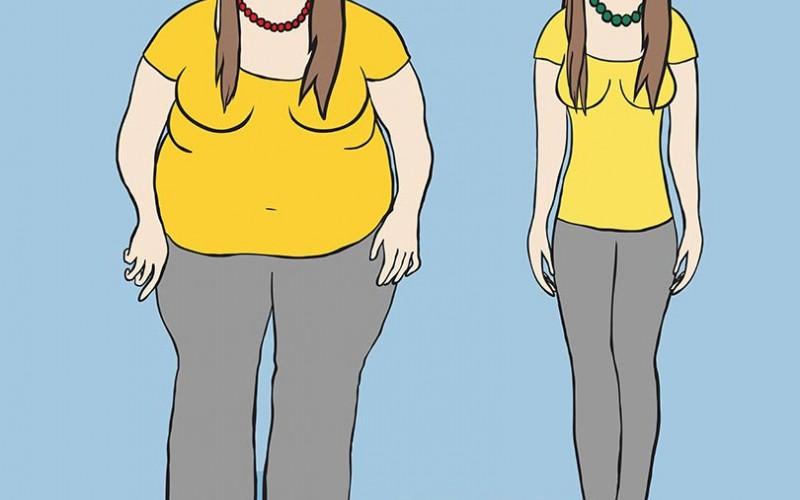 احدث القواعد الذهبية لتخفيض الوزن دون معاناة