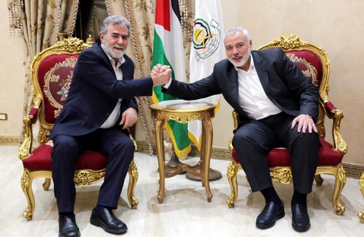 غدا.. اجتماع ثلاثي بين قادة حماس والجهاد والمخابرات المصرية