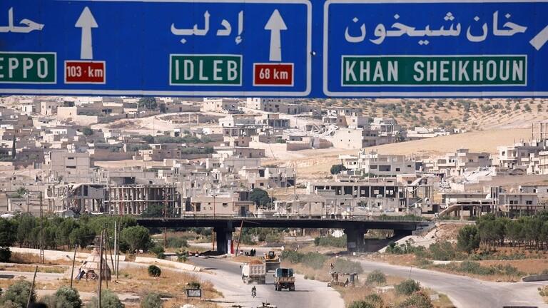 واشنطن تهب لنجدة الارهابين بعدما سيطر الجيش السوري على معرة النعمان ثاني أكبر مدن محافظة إدلب/ فيديو