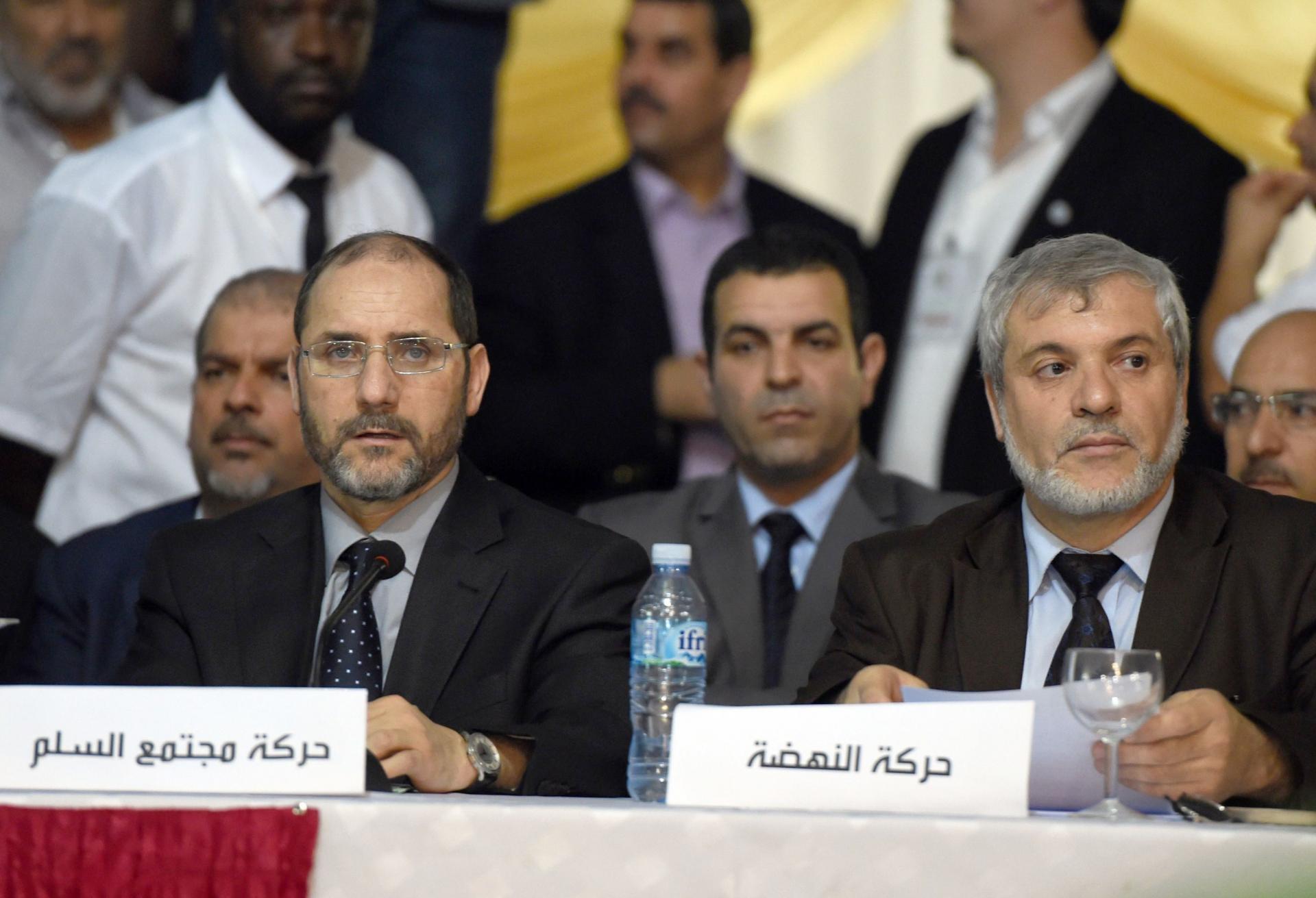 بعد اخوان مصر وسوريا وتونس.. إخوان الجزائر ينضوون تحت عباءة اردوغان