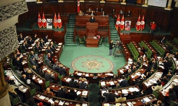 مجلس النواب التونسي يصوت على مساءلة الغنوشي جراء تلقيه تعليمات اخوانية من اردوغان
