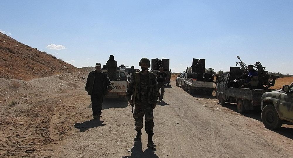 """قوات الأسد تسيطر على كفرنبل بريف إدلب..""""أيقونة الثورة السورية"""""""