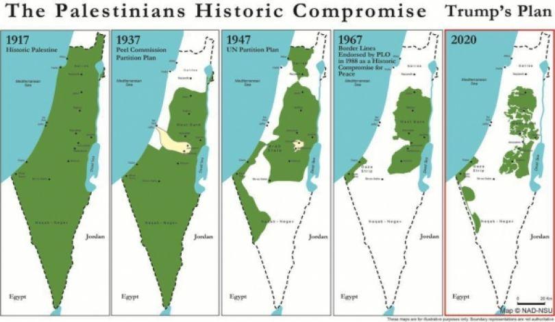 هذه أبرز مخاطرها.. خبير فلسطيني يحذر من عمل لجنة ترسيم الخرائط