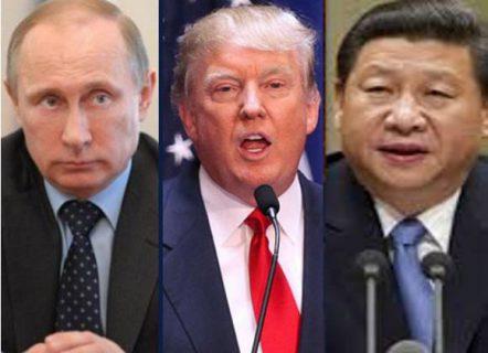 انقلاب عالمي.. ترامب يكشف اليوم عن مساعدة روسيا والصين للولايات المتحدة في محاربة فيروس كورونا