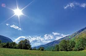 أجواء معتدلة اليوم وارتفاع الحرارة غدًا وانخفاضها بعد غد