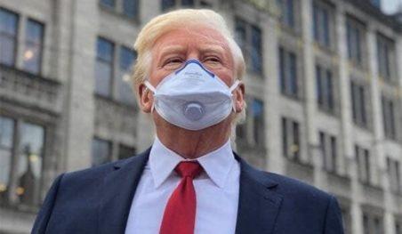 بعد تصريحه المخزي عن المعقمات.. ترامب يبتلع لسانه الثرثار