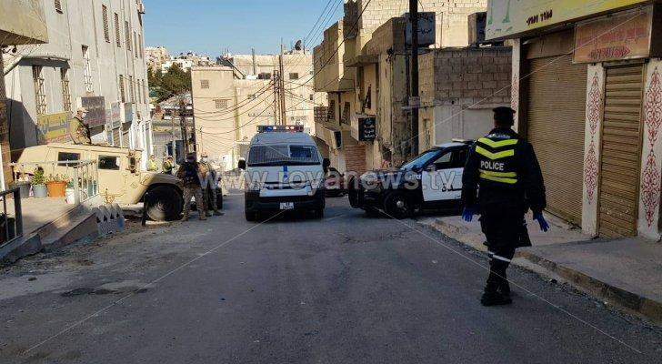 توسيع فحص المخالطين للمصابين بالكورونا في منطقة النصر بعمان