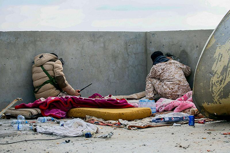 كورونا يفاقم ازمة جيش اردوغان بشمال سوريا ومرتزقته المهزومين في ليبيا وحزبه العاجز عن احتواء الوباء داخل تركيا
