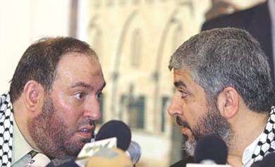 محمد نزال يكشف خفايا لقاء قديم جمع قيادات حركة حماس برئاسه مشعل مع ابن سلمان