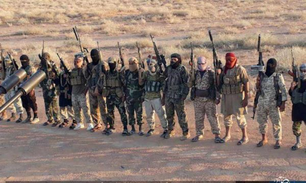 تحذير.. تنظيم داعش الارهابي يحاول انتهاز فوضى وباء كورونا لشن حرب جديدة في سوريا والعراق