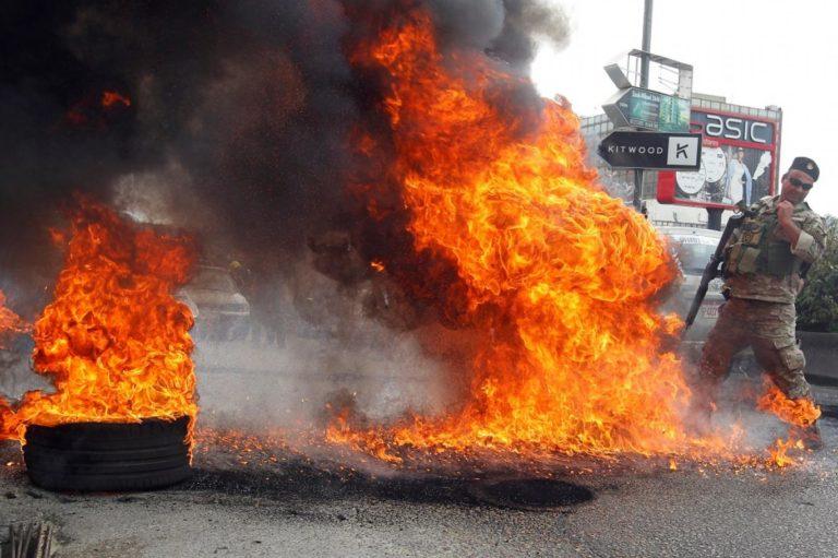 اخماد حريق أتى على 147 دونما في احراش منطقة جرش