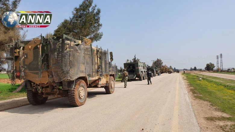 """الاحتلال التركي يمنع """"هيئة تحرير الشام"""" من فتح معبر"""