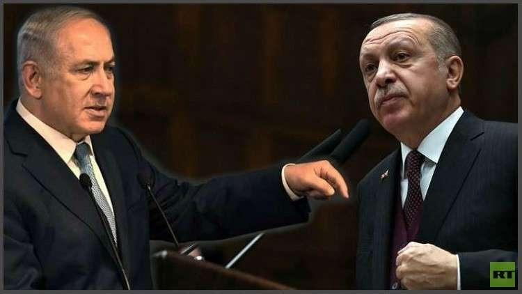بعدما اشتدت عزلتها اقليميا ودوليا.. تركيا تحاول تحسين علاقتها مع واشنطن من خلال التهافت على تقاربها مع إسرائيل
