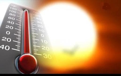 أجواء جافة وحارة اليوم وفرصة لزخات مطرية مساء في الجنوب