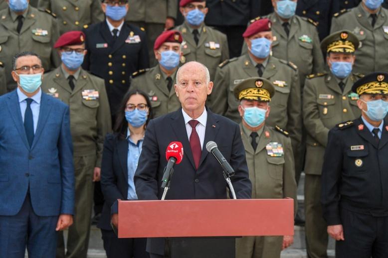 مدير حملة الرئيس التونسي يقاضي نائبا اتهمه باستلام 5 ملايين دولار من المخابرات امريكية لتمويل حملة الرئيس الانتخابية