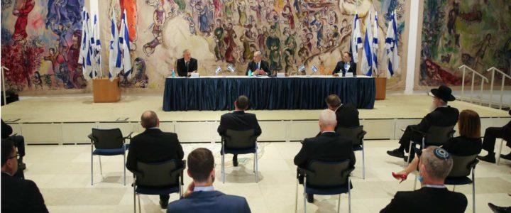 نتنياهو يحدد المهام الاربع الاولى لحكومته : كورونا، إيران، الجنائية الدولية، ضم أجزاء من الضفة الغربية