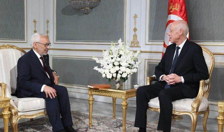 البرلمان التونسي يعقد جلسة خاصة يوم الاربعاء المقبل لمساءلة الغنوشي حول اتصالاته الخارجية