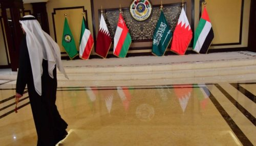 أنباء عن نية قطر الانسحاب من مجلس التعاون الخليجي