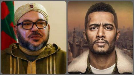 الفنان محمد رمضان يوجه رسالة تحية وتقدير لـ