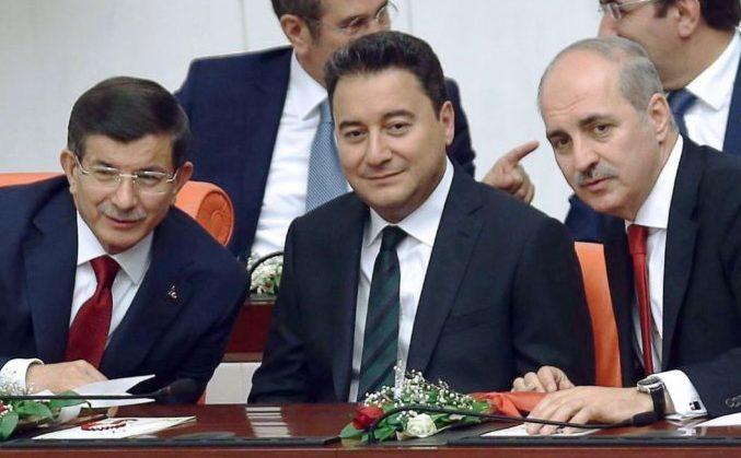 السلطان يترنح.. 63 نائبا من حزب اردوغان يستعدون للاستقالة والانتقال إلى حزب باباجان