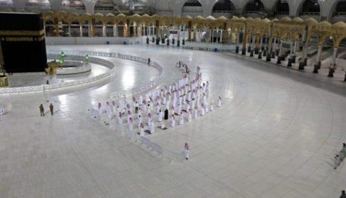 حقيقة ام ذريعة لتعطيل موسم الحج المقبل.. ازيد عن مليون من سكان مكة مصابون بفايروس كورونا