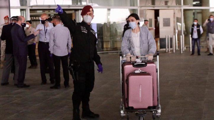 وصول ثلاث طائرات تقل أردنيين عائدين من القاهرة واسطمبول