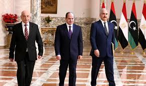 مبادرة ولدت ميتة.. بنود اتفاق القاهرة بين السيسي وحفتر وصالح