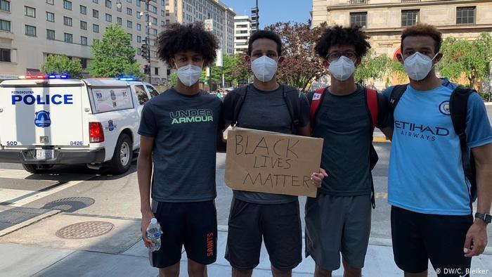 ثقافة سياسية.. حركة ″حياة السود مهمة″ صرخة الشباب الأمريكي ضد العنصرية