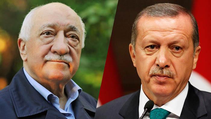سلطات اردوغان تعتقل وجبة جديدة تضم 238 ضابطاً بشبهة العلاقة مع غولن والمشاركة في محاولة انقلاب عام 2016