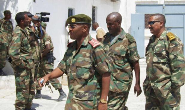هزلت.. نائب رئيس أركان الجيش الإثيوبي يتحدى مصر السيسي
