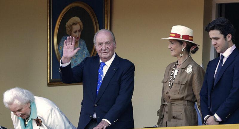 المال السعودي يُفسد الملك الاسباني خوان كارلوس ويتسبب بفضح علاقاته الغرامية وقرب احالته للمحاكمة