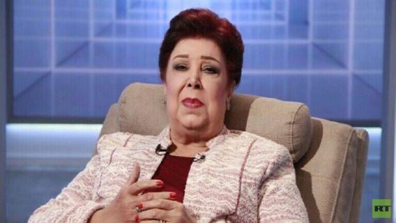 تحسن الحالة الصحية للفنانة المصرية رجاء الجداوي المصابة بالكورونا