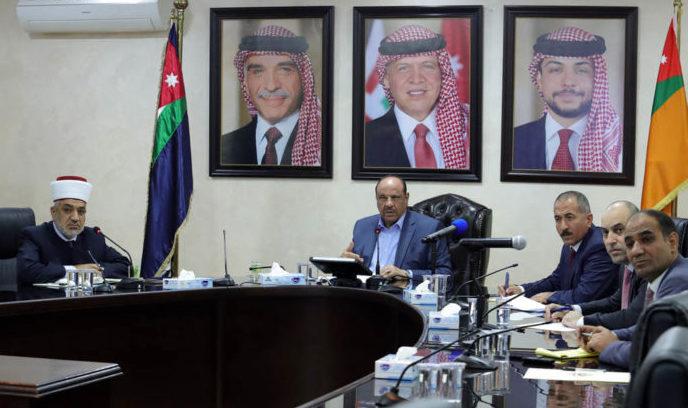 وزارة الداخلية تتخذ عدة اجراءات لضمان السلامة خلال صلاة الجمعة