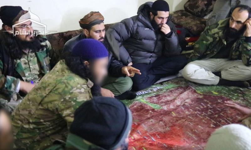 """""""حركة أحرار الشام"""" الارهابية تعاني انقساما حادا وتهديدا بانشقاق نصف قواتها العسكرية الموالية للقيادة الشرعية السابقة"""