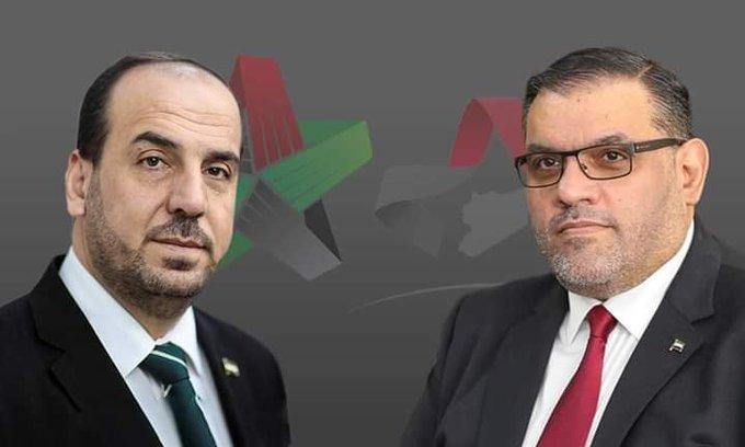 المعارضة السورية المتباكية على الديموقراطية تمارسها بـ (جدارة) عبر