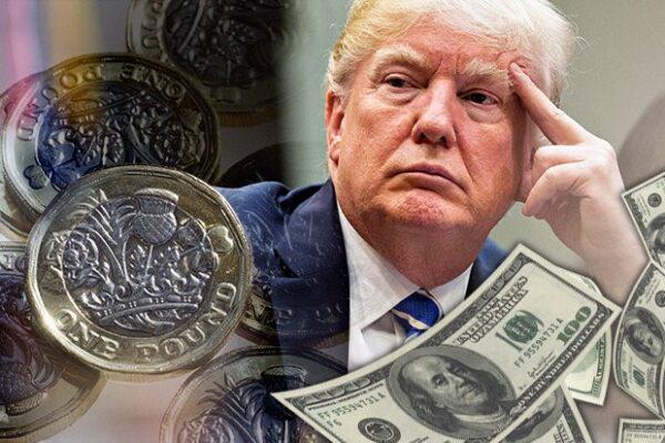 لانه اصبح فقاعة بلا غطاء.. هيمنة الدولار على حافة الانهيار