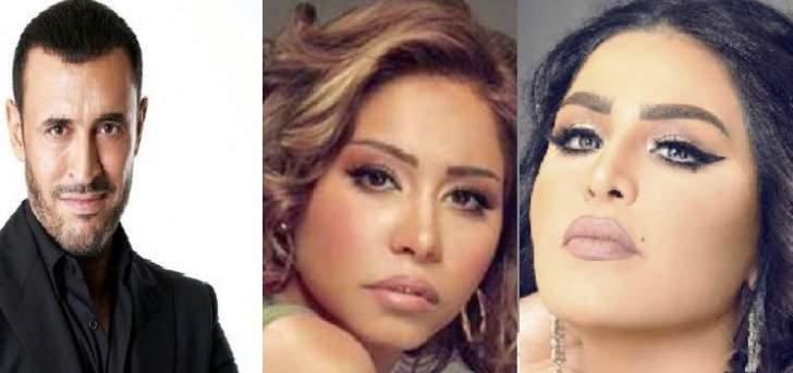 كبار الفنانين العرب يعبّرون عن محبتهم للبنان وتضامنهم مع شعبه
