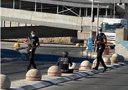 إصابة فلسطيني اصم وابكم برصاص اليهود على حاجز قلنديا