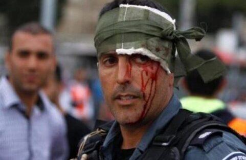 إصابة شرطي إسرائيلي بإلقاء لوح رخام عليه في العيسوية قرب القدس