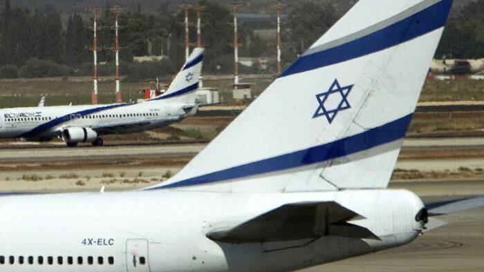 في طريقها للامارات غدا.. طائرة اسرائيلية تحلق لأول مرة فوق الاجواء السعودية حاملة وفداً اسرامريكياً مشتركاً