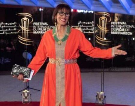 رحيل الفنانة ثريا جبران سيدة المسرح/ وزيرة الثقافة في المغرب