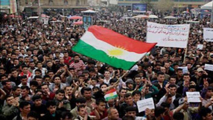 مظاهرات الجياع في السليمانية تطالب باسقاط حكومة إقليم كردستان