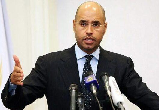 «نيويورك تايمز»: سيف الإسلام القذافي شبح ما زال على قيد الحياة ويريد استعادة ليبيا ممن اغتصبوها