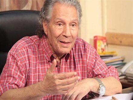 وفاة الفنان المصري سناء شافع عن عمر 77 عاما