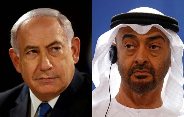ابن زايد يتوسط بين حكام عرب ونتنياهو بشأن احداث القدس