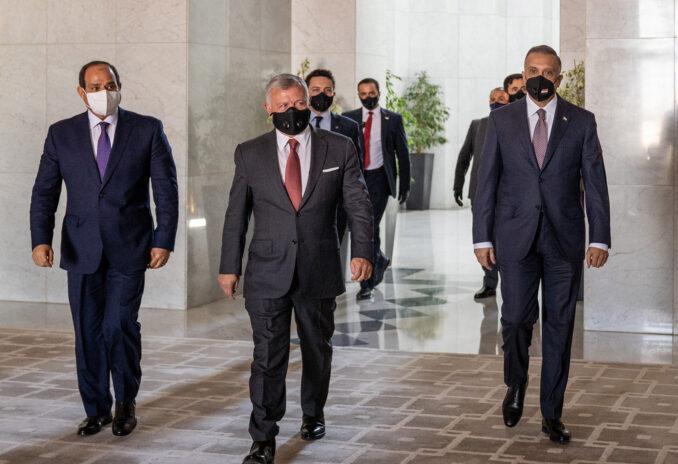 الكاظمي يزور دمشق قريباً لبحث إنشاء سوق اقتصادية تضم سوريا ولبنان الى جانب الاردن ومصر والعراق