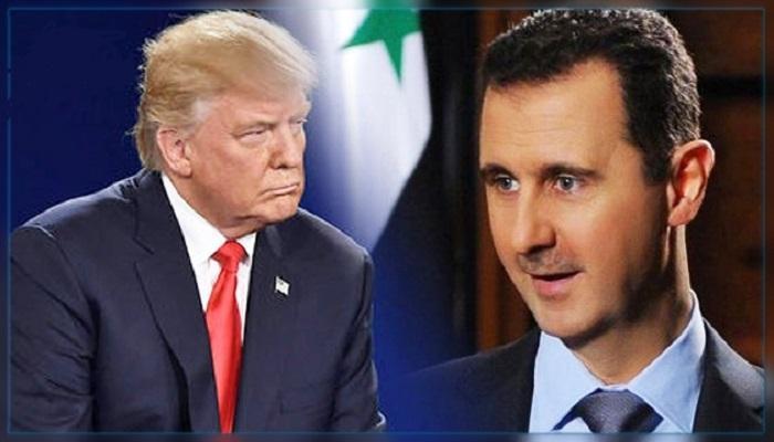 الأسد يرد على اعتراف ترامب بمحاولة اغتياله: الاغتيال اسلوب عمل أمريكي مفضوح يفعلونه منذ القدم في كل انحاء العالم